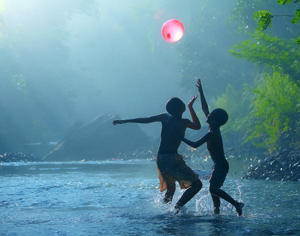 Дождливая Азия. Удивительные снимки Индонезии (ФОТО)