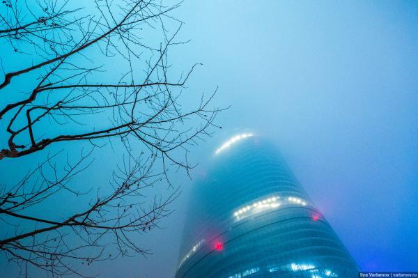 Чудо современной архитектуры: самый красивый небоскреб в мире (ФОТО)