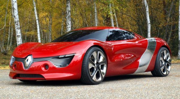 Компания Renault готова показать концептуальный спорткар (ФОТО)