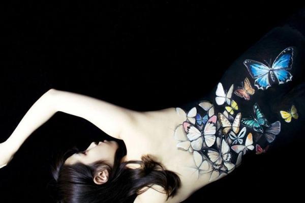 Невероятно реалистичный боди-арт, который сломает Ваш мозг (ФОТО)