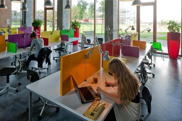 Самая крутая студенческая общага в мире (ФОТО)
