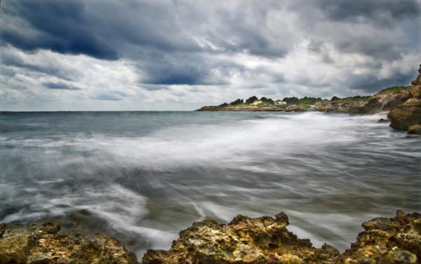 Игра пейзажей. Неповторимые работы таланта из Испании (ФОТО)