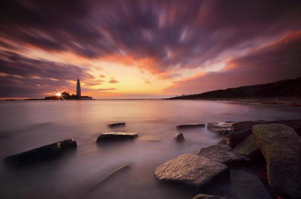 Самые красивые маяки Европы с невероятными пейзажами (ФОТО)