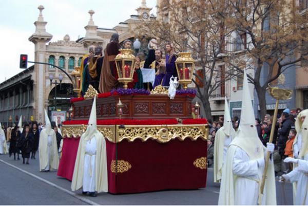 Пасха в Испании - самая яркая праздничная мистерия (ФОТО)