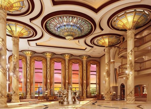Шанхайский Диснейленд готов принимать гостей (ФОТО)