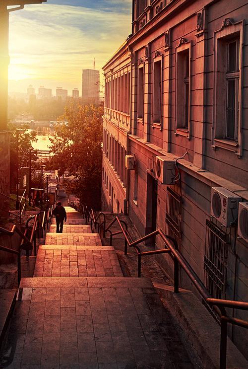Впечатляющие виды Белграда в работах фотографа из Сербии (ФОТО)