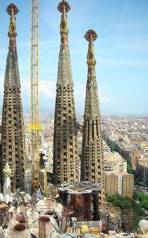 Барселона - главная туристическая жемчужина Испании (ФОТО)