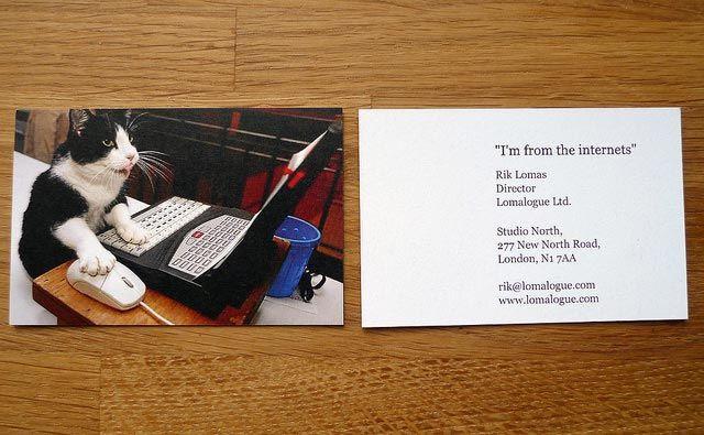 Креативные визитки, которые вам точно не захочется выкинуть (ФОТО)