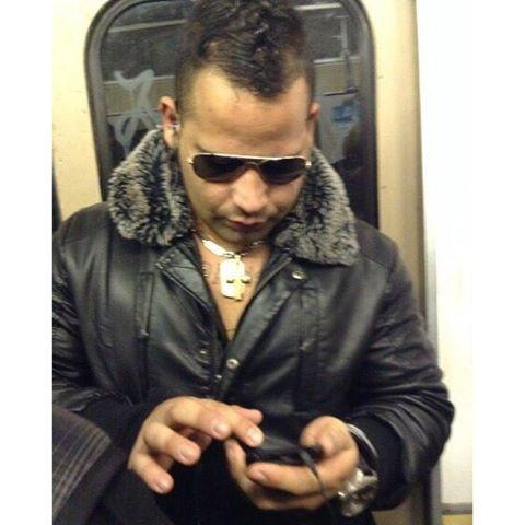Смешно до боли! Модные люди в метро (ФОТО)