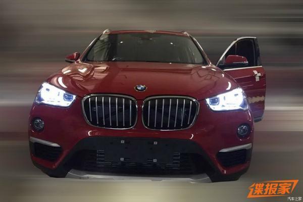 В Сети появились шпионские снимки удлиненного BMW X1 (ФОТО)