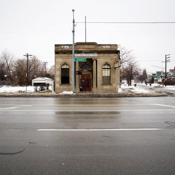 Маленькие церкви. Своеобразные работы фотографа из США (ФОТО)