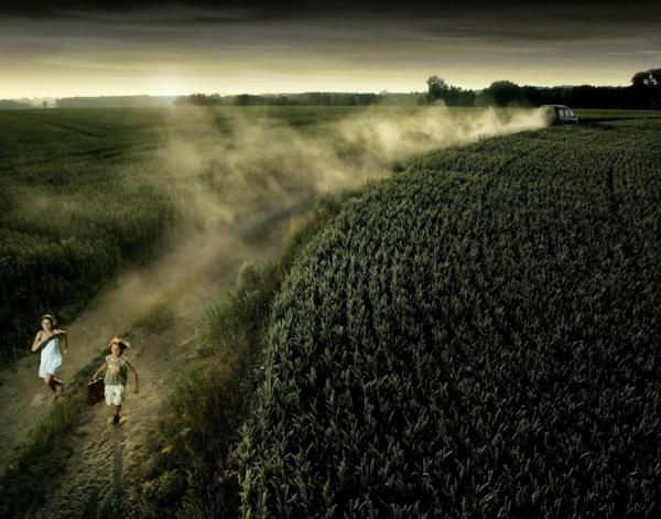 """""""Сочность"""" окружающей природы глазами бельгийского фотографа (ФОТО)"""