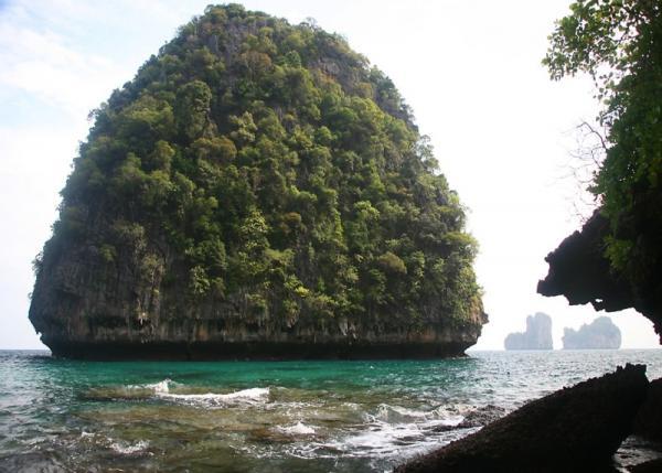 Рай на Земле - острова Пхи-Пхи (ФОТО)