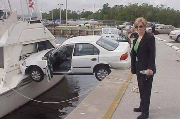 Подборка снимков, доказывающих, что не стоит доверять навигатору (ФОТО)