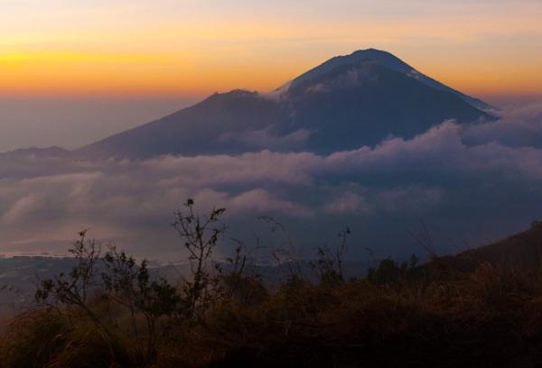 Необычная природа острова Бали (ФОТО)