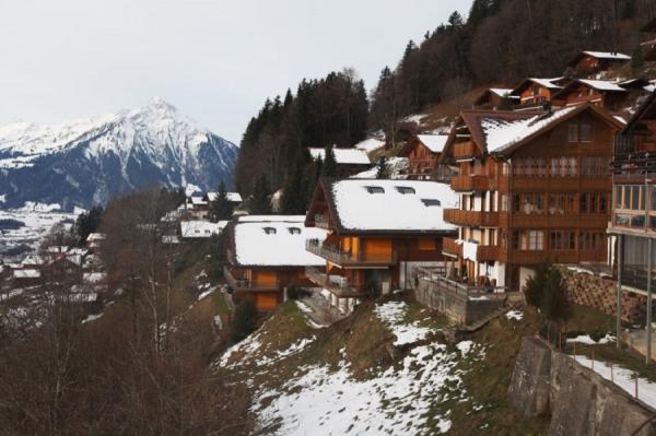 Самая протяженная деревня Европы (ФОТО)