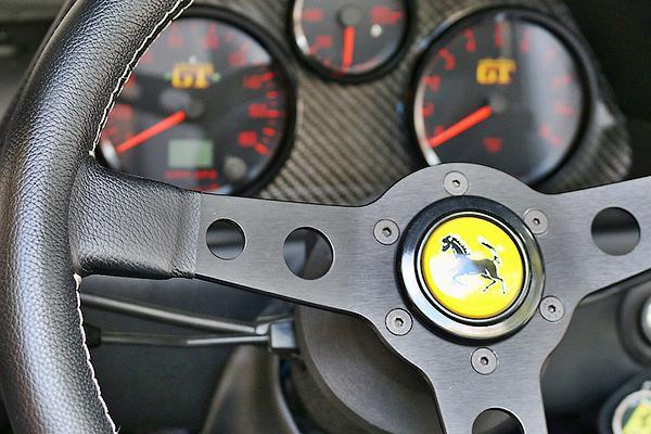 Ferrari-308 GTE -  первый в мире электрический спорткар (ФОТО)