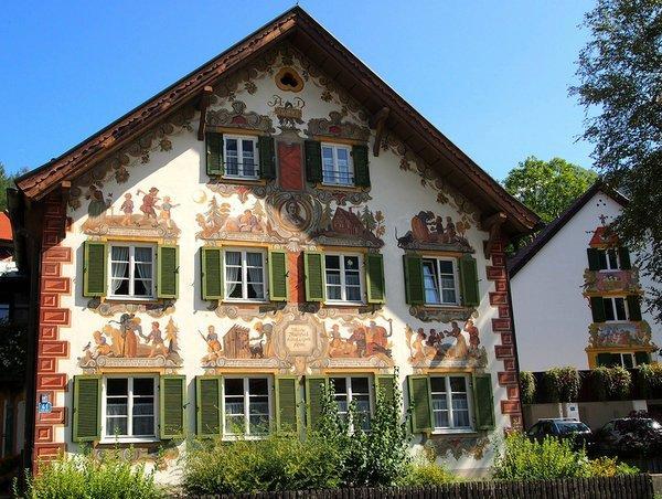 Путешествие в Европу: одна из самых красивых деревень Старого света (ФОТО)