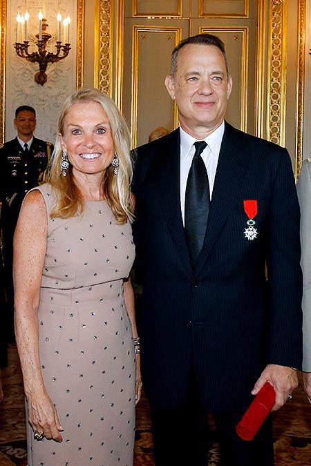 Знаменитый голливудский актер получил Орден Почетного легиона в Париже (ФОТО)