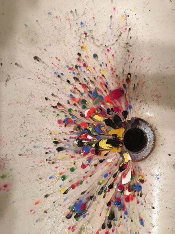 Когда случайный арт лучше, чем реальное искусство (ФОТО)