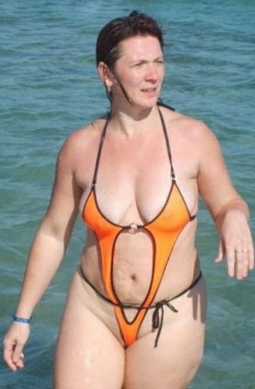 Пляжные модники, которым плевать на внешний вид (ФОТО)