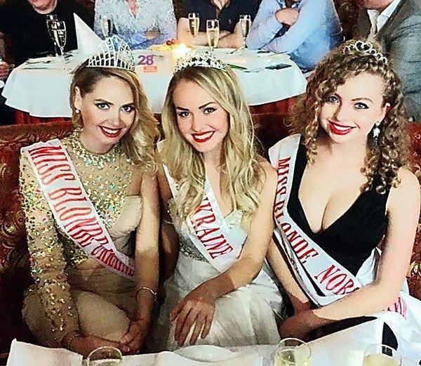 Miss Blonde: В Киеве выбрали лучшую блондинку Украины (ФОТО)