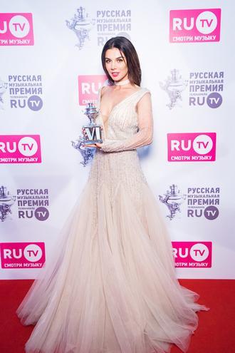 Украинские исполнители получили музыкальные награды в Москве (ФОТО)