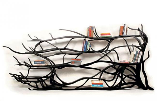25 невероятно красивых книжных полок, которые оценит каждый книголюб (ФОТО)