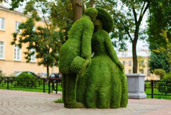 10 волшебных снимков, о том, что такое искусство топиари (ФОТО)