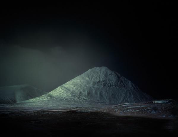 Удивительные инфракрасные снимки горных вершин (ФОТО)