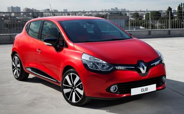 ТОП-10 наиболее продаваемых автомобилей в Европе (ФОТО)