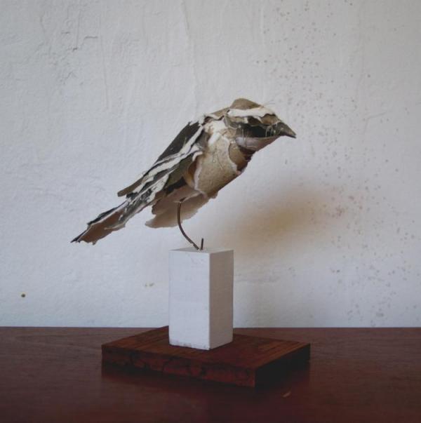Бумажные скульптуры талантливой австралийки (ФОТО)