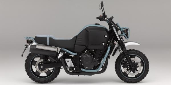 Honda запускает в серию байк Bulldog (ФОТО)
