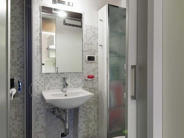 Площадь этой квартиры в центре Рима 7 кв.м, и в ней есть всё необходимое (ФОТО)