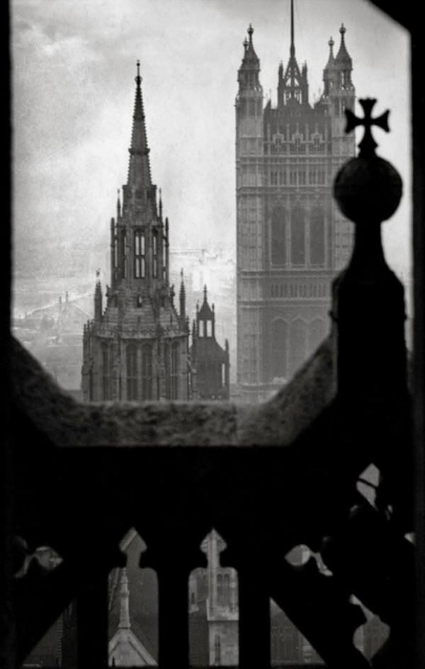 Туманный Альбион. Черно-белая хроника столицы Великобритании (ФОТО)