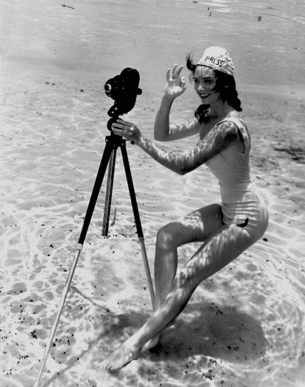 Мастер подводной съемки. Удивительные работы фотографа из США (ФОТО)