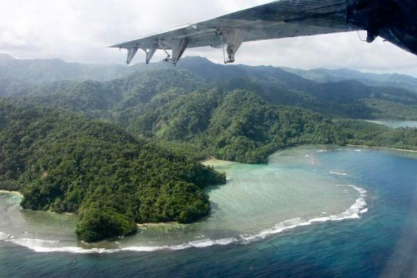 Соломоновы острова уходят под воду (ФОТО)