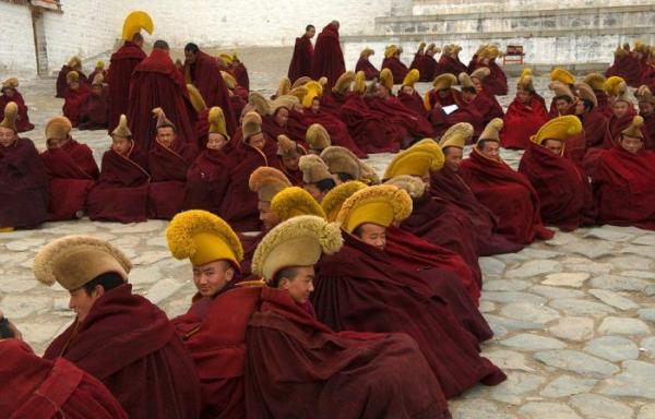 Удивительная красота буддизма на снимках Джереми Хорнера (ФОТО)