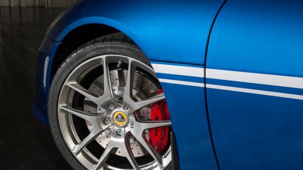 Lotus презентовал мощную версию спорткара Evora (ФОТО)