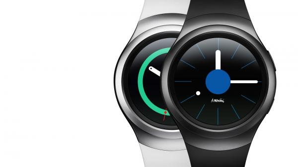 Компания Samsung запатентовала инновационные часы (ФОТО)