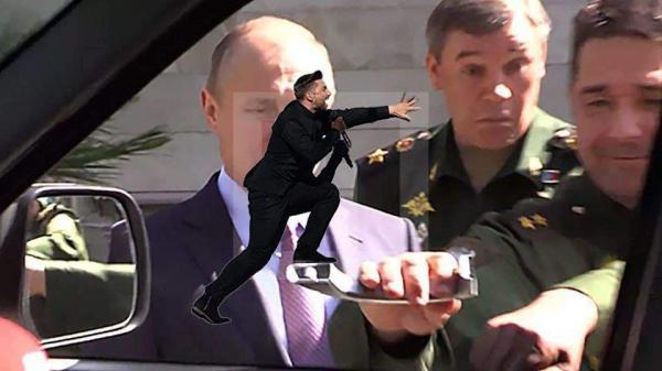 Генпрокурор и победа Джамалы: лучшие мемы уходящей недели (ФОТО)