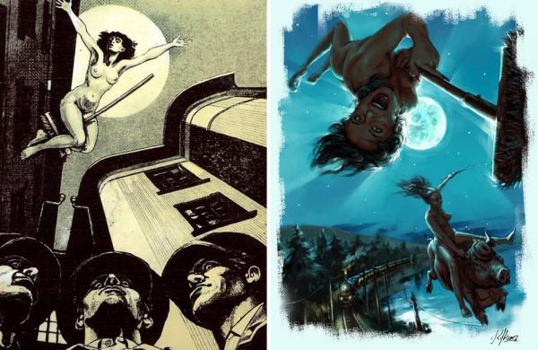 Как разные иллюстраторы видят «Мастера и Маргариту» (ФОТО)