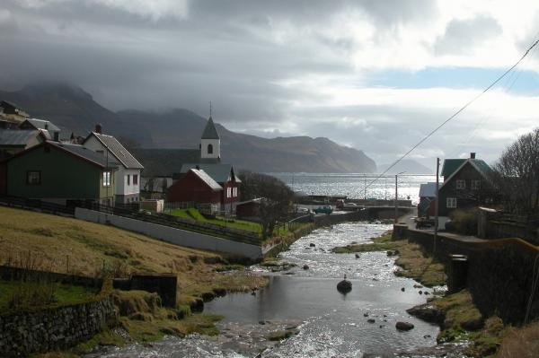 Обитель викингов, или что из себя представляют Фарерские Острова (ФОТО)