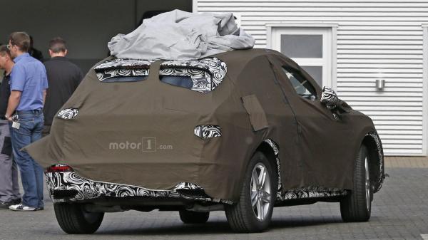 В Сети появились снимки обновленной модели Audi Q3 (ФОТО)