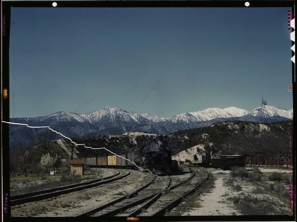 Как выглядела железная дорога 70 лет назад (ФОТО)