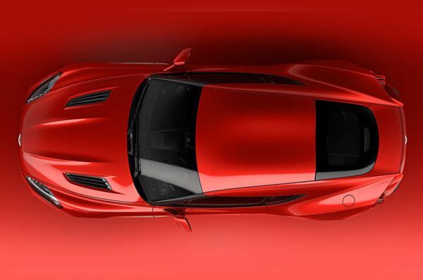 Aston Martin представил карбоновый спорткар (ФОТО)