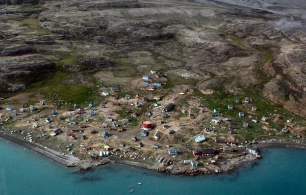 Зеленое королевство. Какие тайны скрывает от человечества Гренландия (ФОТО)
