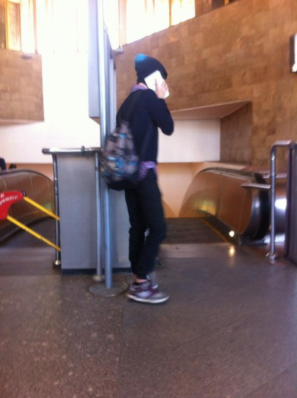Как выглядят модники отечественного метрополитена (ФОТО)
