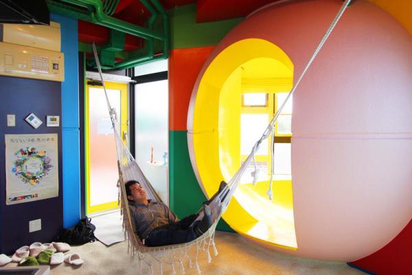 Японцы построили дом, который может возвращать молодость (ФОТО)