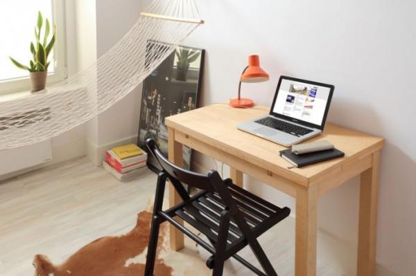 Аккуратный простор: крошечная квартирка 13 кв. м. в Польше (ФОТО)